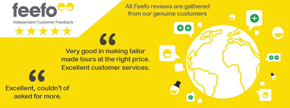 Feefo Citibond Travel Review